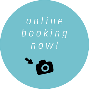 online booking now!